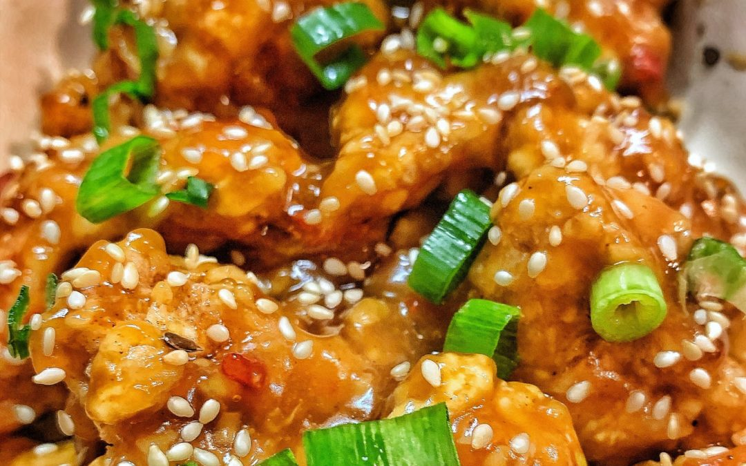 Hot Jalapeno Orange Chicken